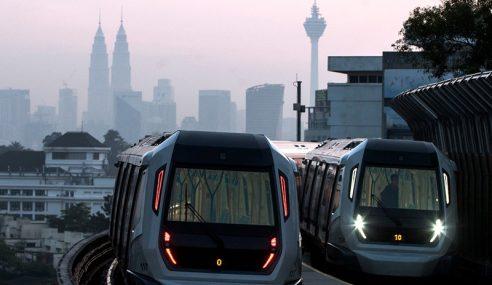 Lebih Sejuta Warga Kota Dinafikan Hak MRT 3