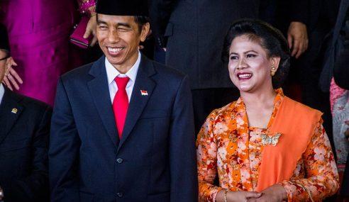 Jokowi Guna Wang Sendiri Bawa Keluarga Bercuti