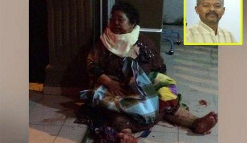 Suami Maut, Isteri Parah Dalam Rompakan Di Melaka