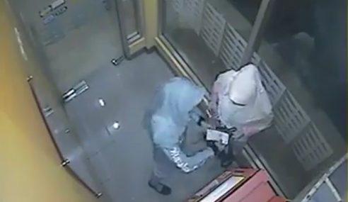 Gembira Tak Terkata Berjaya Teka No. Pin Kad ATM Curi!