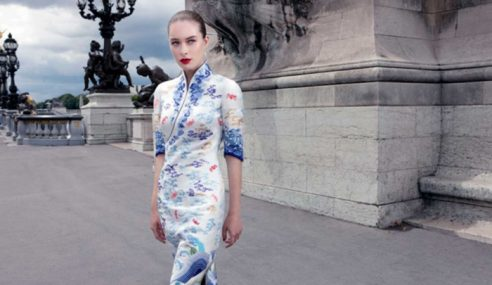 Wow… Ini Model 'Fashion Show' Ke Atau Kabin Krew?