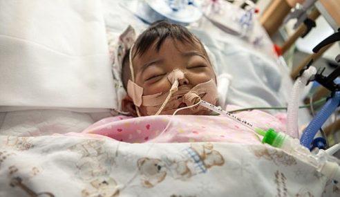 Bayi Nazak Selepas Ibu Minta Doktor Hentikan Rawatan