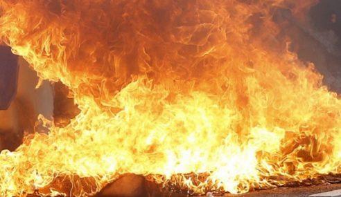 9 Maut, 10 Parah Tangki Gas Meletup Di Nigeria