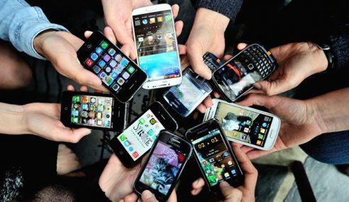 Rakyat Malaysia Belanja RM6.8b Untuk Telefon Pintar