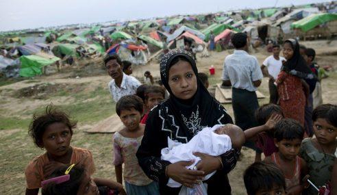 Lagi Pembunuhan Umat Islam Di Myanmar