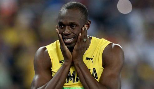 Usain Bolt Sertai Kejohanan Olahraga Dunia 2017
