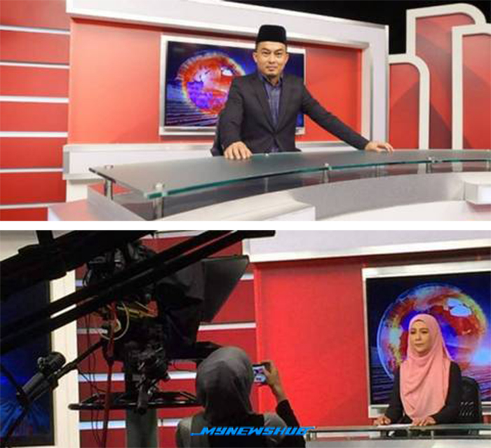 Wan Kamaruddin & Azizah Ariffin Sertai Berita AlHijrah