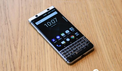 Blackberry KeyOne Mula Dijual Pada Harga RM2,688
