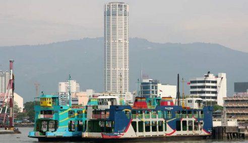 Prasarana Peruntuk RM90j Naik Taraf Feri Pulau Pinang