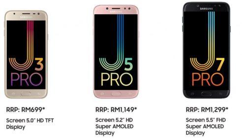 Samsung Galaxy J Yang Mesra Bajet Pengguna