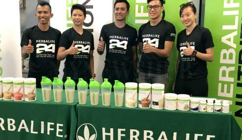 Herbalife Taja 4 Atlet Kebangsaan Sukan SEA 2017