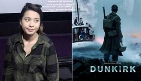 Netizen Kecam Janna Pasal Review Filem Dunkirk