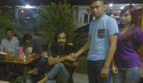 Tuduh Sofi Mengurat Isteri, Lelaki Cemburu Mohon Maaf