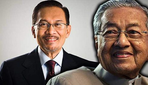 Gandingan Mahathir-Anwar Terbaik Untuk Negara
