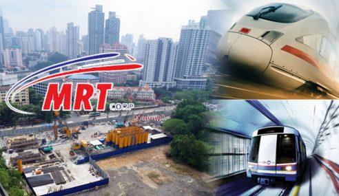 Tiba-Tiba Pembangkang Mahu Dilibatkan Projek MRT