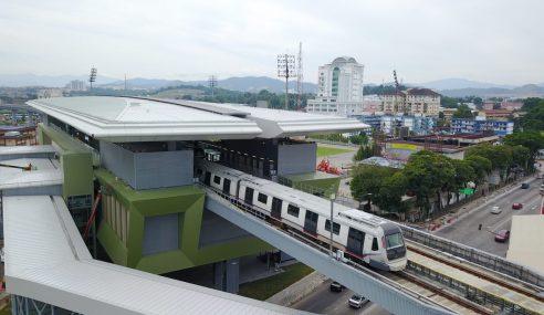 MRT Rugi RM6 Juta Akibat Kes Curi Kabel Sejak 2016
