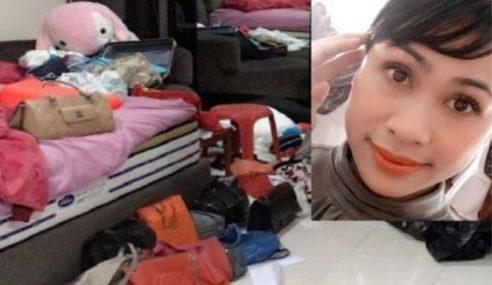 Pelakon Rugi RM60,000 Dirompak Pembantu Rumah