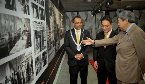 Sultan Selangor Rasmi Bangunan Mesra Alam PAM