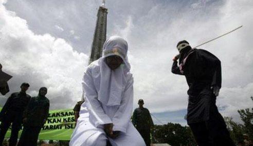Hukuman Sebat Terbuka Sudah Lama Dibuat Di Sabah