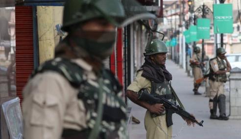 New Delhi Berjaga-Jaga Susulan Serangan Di Kashmir