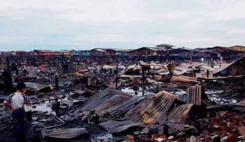 PPS Baharu Untuk Mangsa Kebakaran Kampung Hidayat