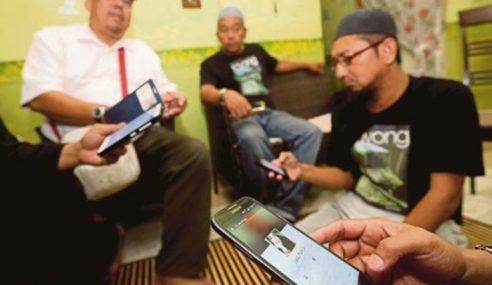 Gajet, Program TV Sebab Hilangnya Semangat Aidilfitri