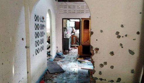 Thailand Pertahankan Insiden Tembakan Di Yala
