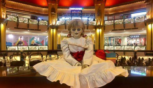 Terdahulu Stesen MRT, Kini 'Annabelle' Ke Sunway Pula