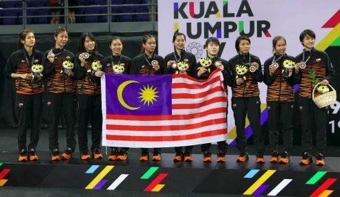 Badminton Jin Wei Enggan Beri Thailand Menang Mudah