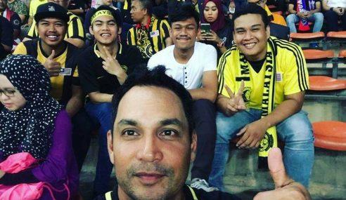Selebriti Meriahkan Final Malaysia-Thailand