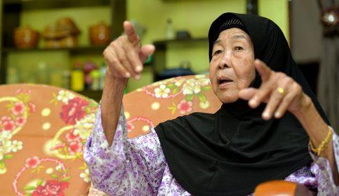 Tuah Wanita, Jadi Konstabel Pertama Bergaji RM99.90