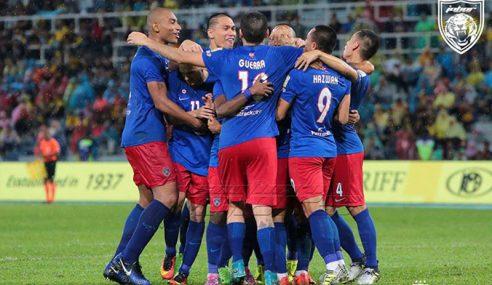 JDT Juara Liga Super Kali Keempat Berturut-Turut