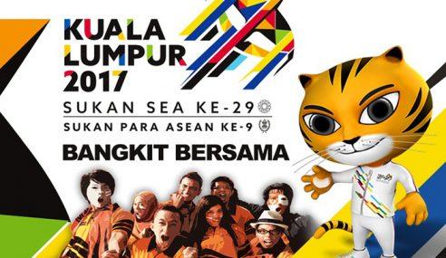 Lagu Motivasi Jadi Pembakar Semangat Buat Atlet KL2017