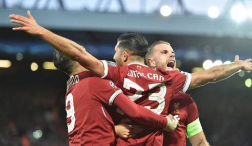 Liverpool Layak Ke Liga Juara-Juara UEFA