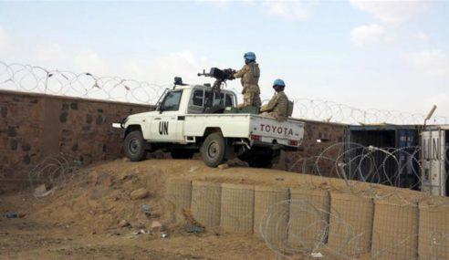 Serangan Dua Pangkalan PBB Ragut 9 Nyawa