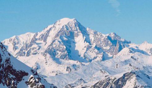 Tiga Mayat Lama Ditemui Di Puncak Mont Blanc