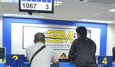 10,000 Pelajar IPT Daftar Perniagaan Dengan SSM