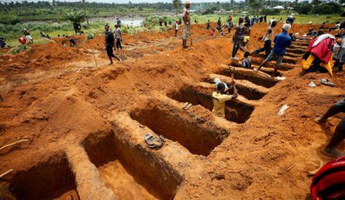 Banjir: 500 Maut, 810 Hilang Di Sierra Leone