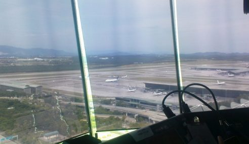 Sistem Kawalan Ruang Udara Perlu Dinaik Taraf