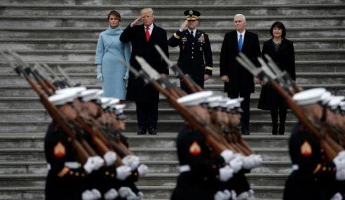 Tentera Pondan Jejas Pasukan Keselamatan AS
