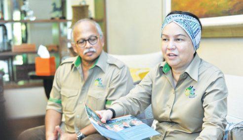 Anggota Parlimen Disaran Tanam Pokok