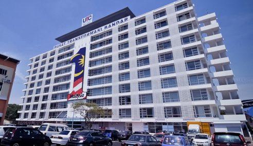 Lebih 12 Juta Rakyat Manfaat Kemudahan UTC Melaka