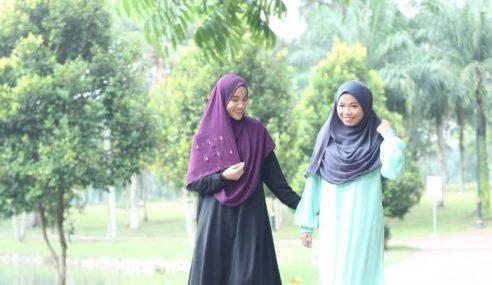 Merdeka Sale! Jualan Murah Hijab Bunga Beauty