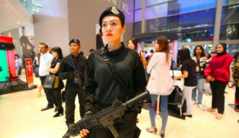 Ramai Netizen Rela 'Ditembak' Oleh Polis Ini…