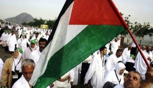 Raja Saudi Taja Haji 1,000 Waris Palestin Dibunuh Israel