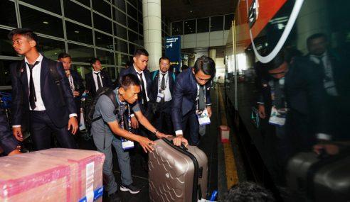 Skuad Bola Sepak Indonesia `Tutup Mulut'