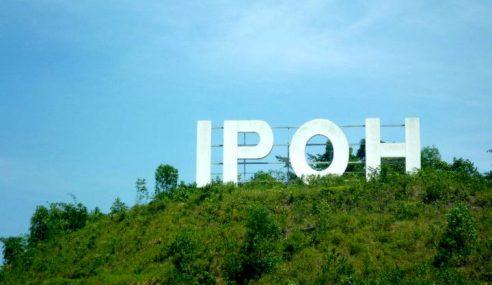 Ipoh Diisytihar Bandar Raya Terbersih Di Malaysia