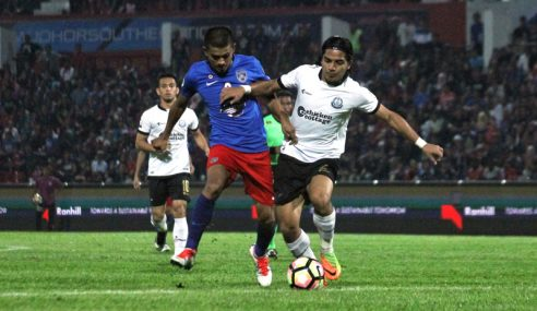 JDT Berpesta Gol Untuk Pintas Kedudukan Selangor