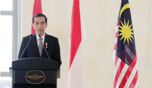 Isu Bendera Terbalik: Indonesia Maafkan Malaysia