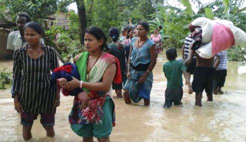 Angka Korban Banjir Di Nepal Meningkat 64 Orang
